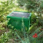 Humusbox für Hochbeet