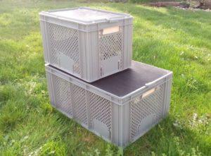 Humusbox klein und groß