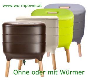 urbalive Wurmkomposter Auswahl bei Wurmpower