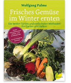 Buch: Frisches Gemüse im Winter